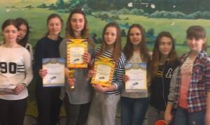 нагородження переможців турніру